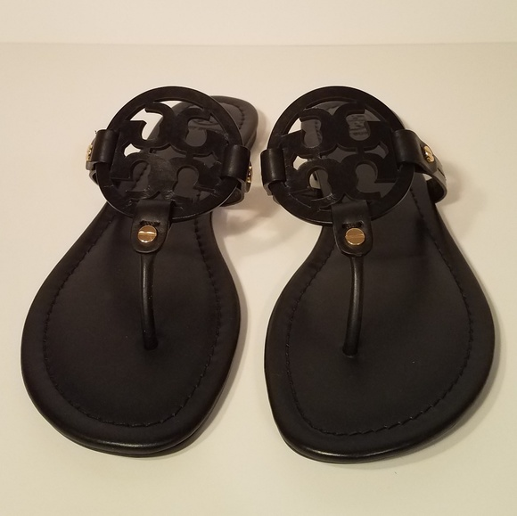 f73b99b5f Tory Burch Miller sandal black